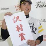 『沢村賞がソフトバンクの摂津では… WBC3連覇は険しい道のり』の画像