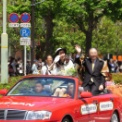 2013年横浜開港記念みなと祭国際仮装行列第61回ザよこはまパレード その6(横浜観光親善大使)の1