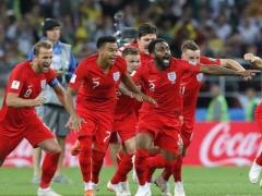 【 イングランド vs コロンビア 】試合終了!イングランド8強、PK戦制した!コロンビア土壇場追いつくも無念!
