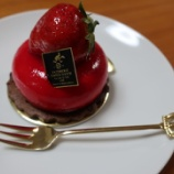 『【PATISSERIE TOOTH TOOTH 神戸阪急店】で苺のタルト🍓』の画像