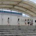 2012湘南江の島 海の女王&海の王子コンテスト その21(海の女王候補全員集合)