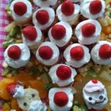 『昨日のサ高住(クリスマスケーキ)』の画像