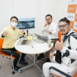 『エンジョイボクシング!釧路でボクシングスクールジムを運営する清田祐三さんがご来所』の画像