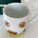 『吉野家のコモサラセットを食べて吉野家オリジナルマグカップをゲットしてきた!【株主優待】』の画像