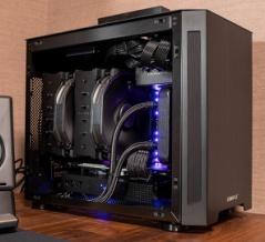 空冷GPUはうるさすぎから、Mini-ITXでもGPU簡易水冷化してみた。