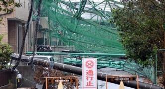 【郎報】東京の解体業者「フジムラ」、台風で倒壊した鉄柱を無償撤去!!!!!