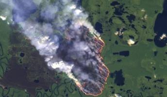 【悲報】地球、アマゾンの火災で終わるかもしれない
