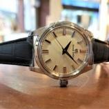 『美しい手巻式時計、グランドセイコー SBGW231』の画像