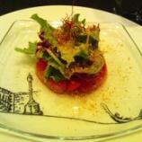 『神戸で一番お気に入りの隠れ家レストランで活オマール海老と神戸ビーフのディナー🍴~【鉄板ダイニング法貴】』の画像