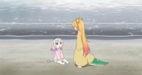 【小林さんちのメイドラゴンS】第11話 感想 くそ重いトールの過去【2期】
