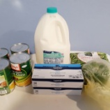 『十二月の食料購入品(12/22~12/28)』の画像