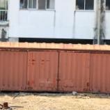 『放置貨車 ワム80000形ワム186440』の画像