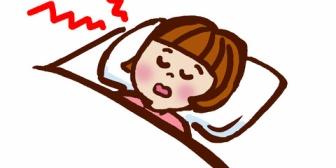 友達がどこでもすぐに寝る&いびきをかく。ギューギューゴーゴー言ってて、こっちはうるさくて眠れない…