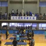 『第60回七ヶ浜町卓球大会 結果【 仙台ジュニア 】』の画像