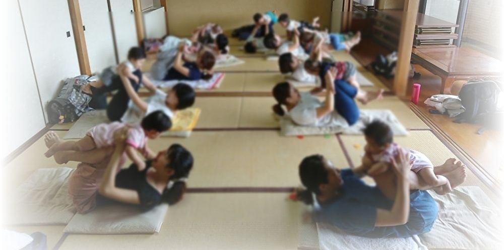 豊田市の親子教室☆ママだっこ☆とよた イメージ画像