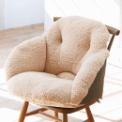 ◆座椅子でも◆受験勉強にも◆フローリングでも◎イス…