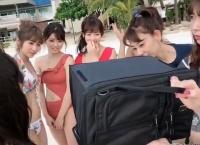 【動画】ボラカイ島組の水着きたああああああ!【美人百花】