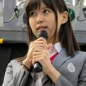 東京大学第65回駒場祭2014 その111(ミス&ミスター東大コンテスト2014の43(ミスター東大とミニスカギャル))
