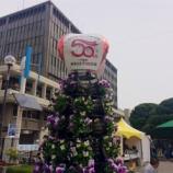 『本日は戸田市植木市・花フェスタにご来場くださりありがとうございました』の画像