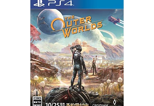 PS4『アウターワールド』 10659本の売上 良ゲーなのに…