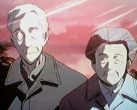 3大メジャーの聖人「寿くんのジッジバッバ」「茂野桃子」