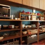 『おしゃれ!キッチン背面収納実例・参考レイアウト集 1/2』の画像