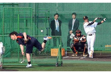 松井秀喜、巨人坂本に苦言「もう一段階上に」 alt=