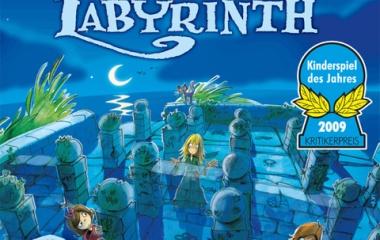 『レビュー7:初心者を惹き付けるギミックが魅力的、魔法のラビリンス(Das Magische Labyrinth)』の画像