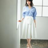 『【乃木坂46】西野七瀬『non-no』モデルを卒業してからも続けることを名言!!!』の画像