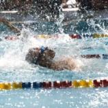 『【熊本】水泳の地区大会を開催しました』の画像