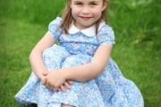 【英王室】英シャーロット王女が4歳に、王室が写真公開
