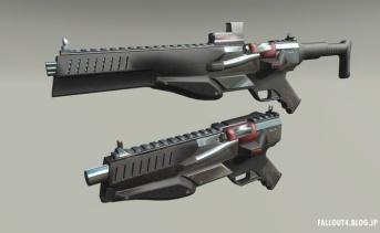LC-1 Laser Carbine
