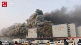 【画像】中国、物流センター卸売市場が爆発