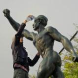 『ブログ「裸体像Tシャツ計画 ~闘瞬~」その5』の画像