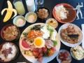 大食いタレント・もえのあずきさん(29)の朝食をご覧ください (画像あり)