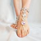 『ベリーダンス衣装 新作アクセアップ!★ストーンレッグアクセサリー』の画像