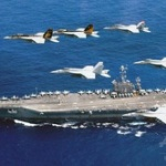 東シナ海で一触即発の危機、ついに中国が軍事行動 中国機のミサイル攻撃を避けようと、自衛隊機が自己防御装置作動