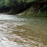 『鮎釣り17愛知川2021.09.05』の画像