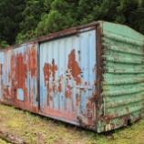 『放置貨車 ワム80000形ワム824X1』の画像
