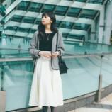 『乃木坂46齋藤飛鳥と梅澤美波のOL姿が美しい!』の画像