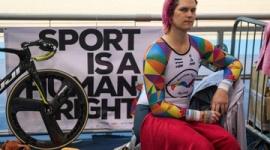 【LGBT】性転換の自転車王者、女子種目出場禁止は「人権否定と同じ」
