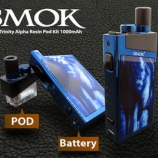 『SMOK Trinity Alpha Resin Pod Kit 1000mAh』の画像