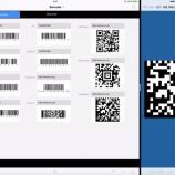 『iPhone/iPadのPrintAssistを使ってFileMaker Goにバーコード表示』の画像