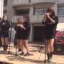 【動画】文化祭 Girlfriend-Avril lavigne 女子高生