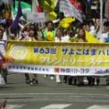 2015年横浜開港記念みなと祭国際仮装行列第63回ザよこはまパレード その86(フレンドリーステージ)