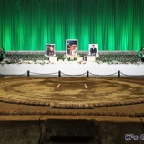 『第58代横綱千代の富士、先代九重親方のお別れの会』の画像
