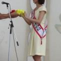 2013年湘南江の島 海の女王&海の王子コンテスト その35(海の女王2012返還式)