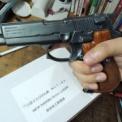 試製9ミリけん銃 ニューナンブM57A1