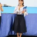 2018藤沢産業フェスタ その6(エルビアベリーダンス司会者)