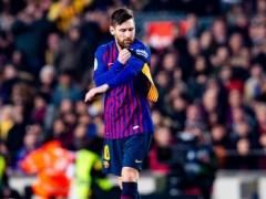 【 悲報 】バルセロナのメッシさん完全に衰える・・・